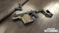 戦場に1対99のFPSを遊ぶ 8 PUBG 新小火器追加「ベクター」