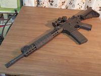 「次世代 SOPMOD M4 AR15風カスタム」改め