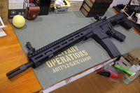 東京マルイ M4A1 MWS PTS MEGA ARMS カスタム