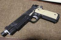 M1911A1 改造計画その⑦
