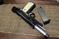 M1911A1 改造計画その⑧ ようやく基本形完成