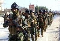 今年こそはイラク入りしたイラン人義勇軍装備やるべさ