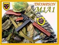 東京マルイM1A1トンプソン購入&レビュー(720HD)MARUI・M1A1・THOMPSON・AEG