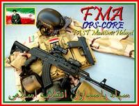 FMAのOPS・CORE FAST MARITIMEヘルメットを購入♪(イラン・イスラム革命的装備への道①) 2016/03/29 18:32:38