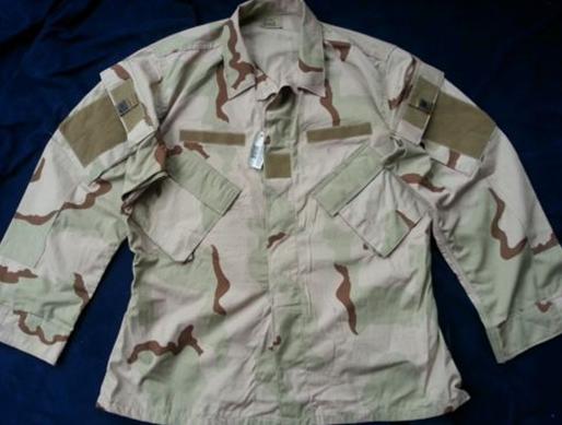 米海軍ネービーシールズ戦術ジャケット