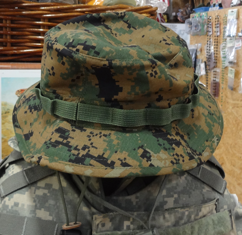 アメリカ海兵隊ブーニーハット