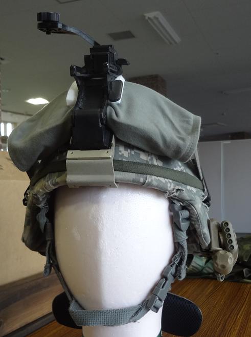防弾ヘルメットACUカバー米陸軍実戦使用