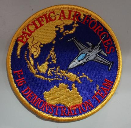 F-16CMワイルドウィーゼルDEMOパッチ
