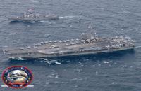 ステザムの艦上は機関砲、魚雷、ハープーン・・・