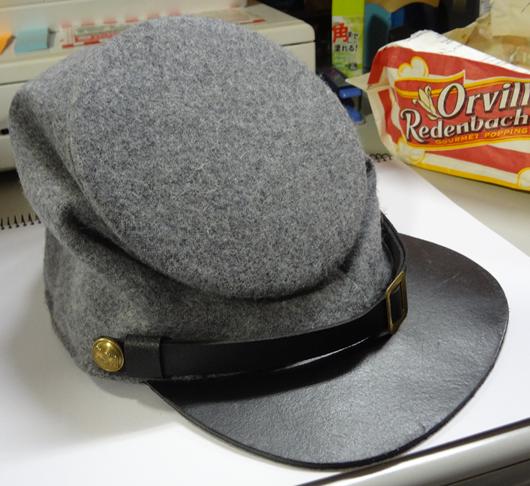 Civil War Caps 南軍下士官兵軍帽