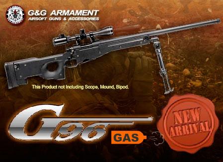 G96 Gas Ver.