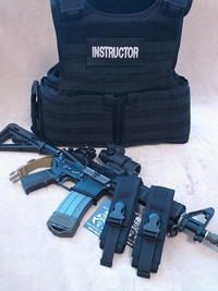 DBT Predator L.E.的アプローチング。