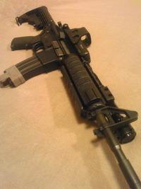 オラがColt M4A1