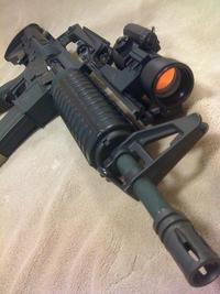 M733を近代改修してみようか…。