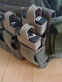 DTB Tiered magazine pouch