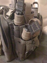 DBT Open Top Tiered Mag Pouch