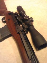 M14-Snipe style