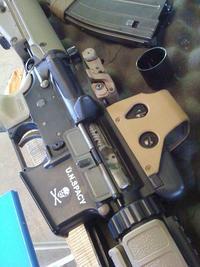 Yu-chi's M4