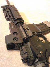 M4様 パッと見「DEA仕様」。