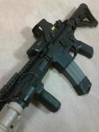 M4 ミリタリなMAGPUL。