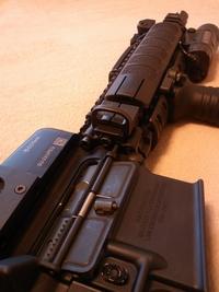 Mk18 mod1 この角度が美しい。