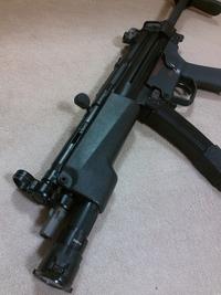 MP5 いよいよ本格運用の予感。