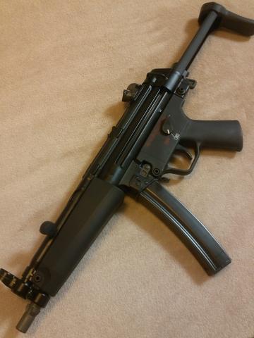 VFC-MP5 シンプルなだけに奥深い。