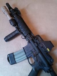 Mk18 「LT752E」も最後の試練だ。