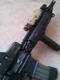 Mk18 「CQD」も有るべき姿に。