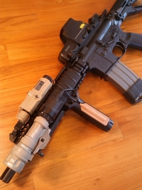 M4 『M952V』が何だかオカシイ。