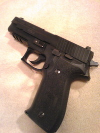 KSC-SIG P226 is coming home!!
