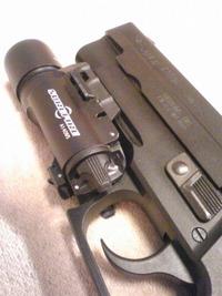 SIG P226R 改修フレーム。