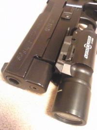 SIG P226-R 事件簿