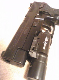 SIG P226-R 意外な展開。