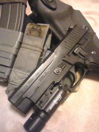 VOLK CQB Handgun Mag Pouch