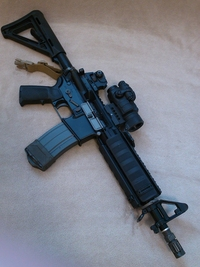 WA M4 純正もヤッパ良い。