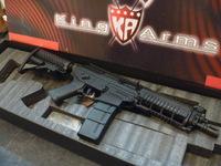 King Arms製 SIG556 Shorty (EBB)
