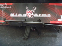 King Arms製 GALIL SAR(EBB)レビュー