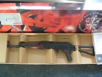 DさんのAPS製AK-74U調整終了Σd(ェ`*)