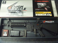 Mさんのマルイ製M4 CRW HCを性能向上させる