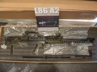 お客様のSTAR製 L86A2 LSW入荷