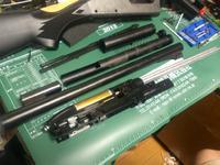 マルイ M870をレイル化計画