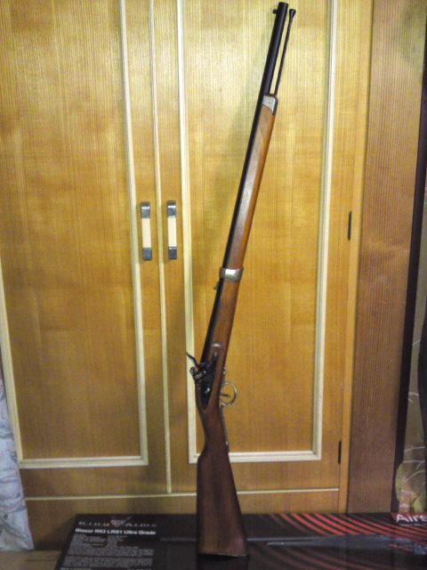 イギリス軍採用銃