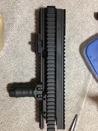 HK417の調整と仕様変更