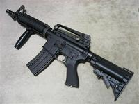 MGC M16にWA M4用パーツは付くのか?中期報告