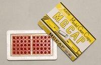 M.G.CAPについて