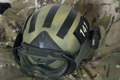 588c7a8d8e Oakley Si Assault A-frame Ballistic Goggle With Fan