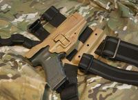 Blackhawk! Serpa CQC Tactical Holster。