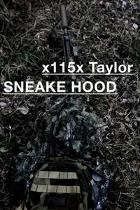 x115x Taylor SNEAKE HOOD