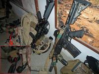 HK416画像とSEAL放出